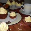 Cupcakes sa višnjama