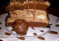 Čokoladne šnite sa piškotama