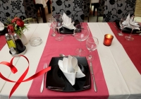 Valentinovo u restoranu Arka