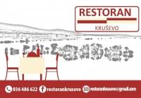 Predstavljamo Vam restoran Kruševo