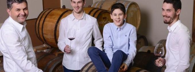 Josip Brkić, vlasnik vinarije Brkić – Bez strasti nema dobrog vinara