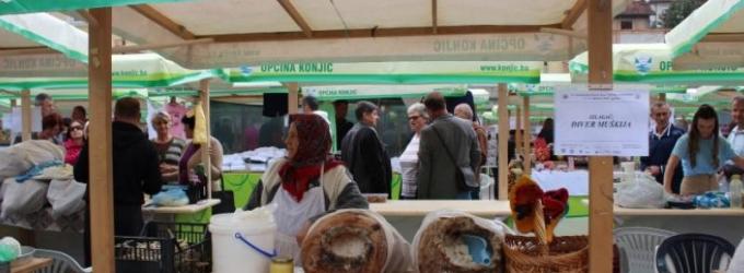 'Konjic Food Fest najavljuje bogatu gastro ponudu i cjelodnevni zabavni program