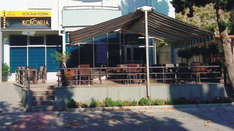 Restoran pizzeria Kolonija