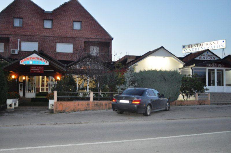 Restoran Tromeđa