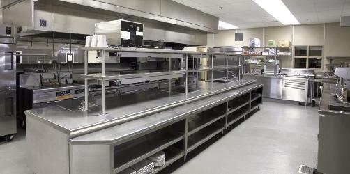 profesionalna kuhinja restoran