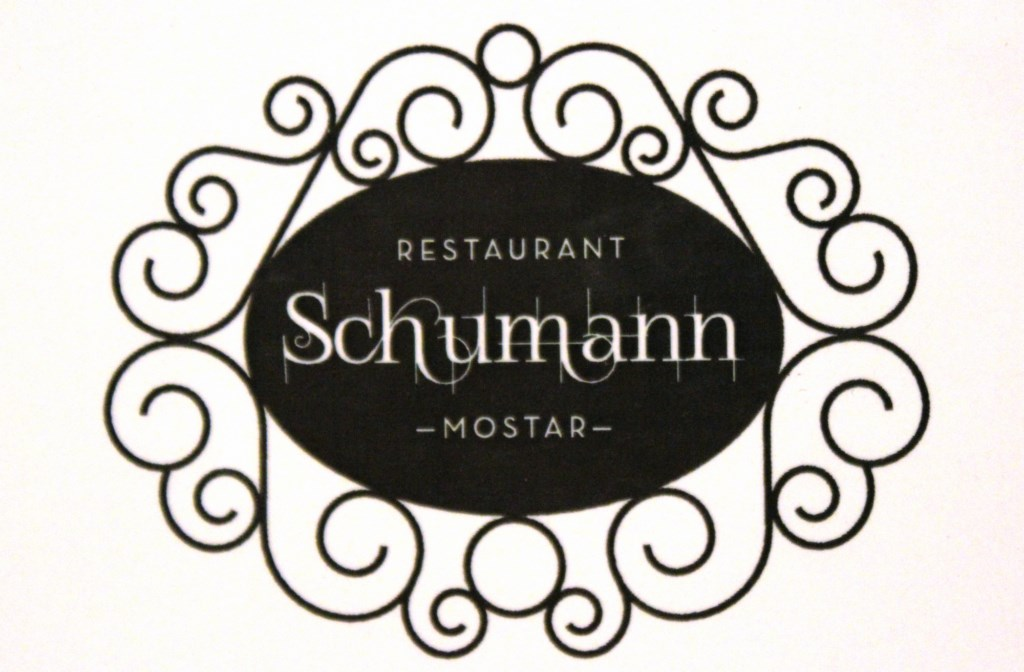 Logo restoran Schuman