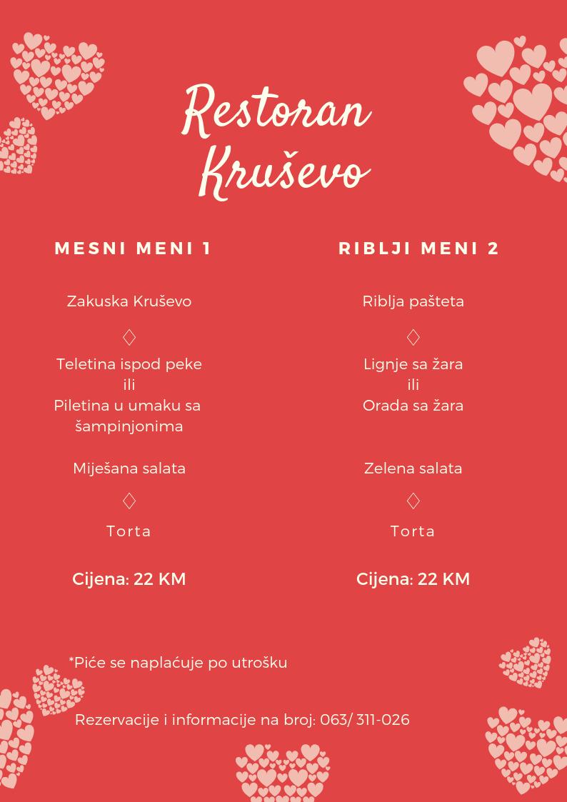 Restoran Kruševo